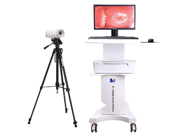 PL-9800T Trolley Video Colposcope